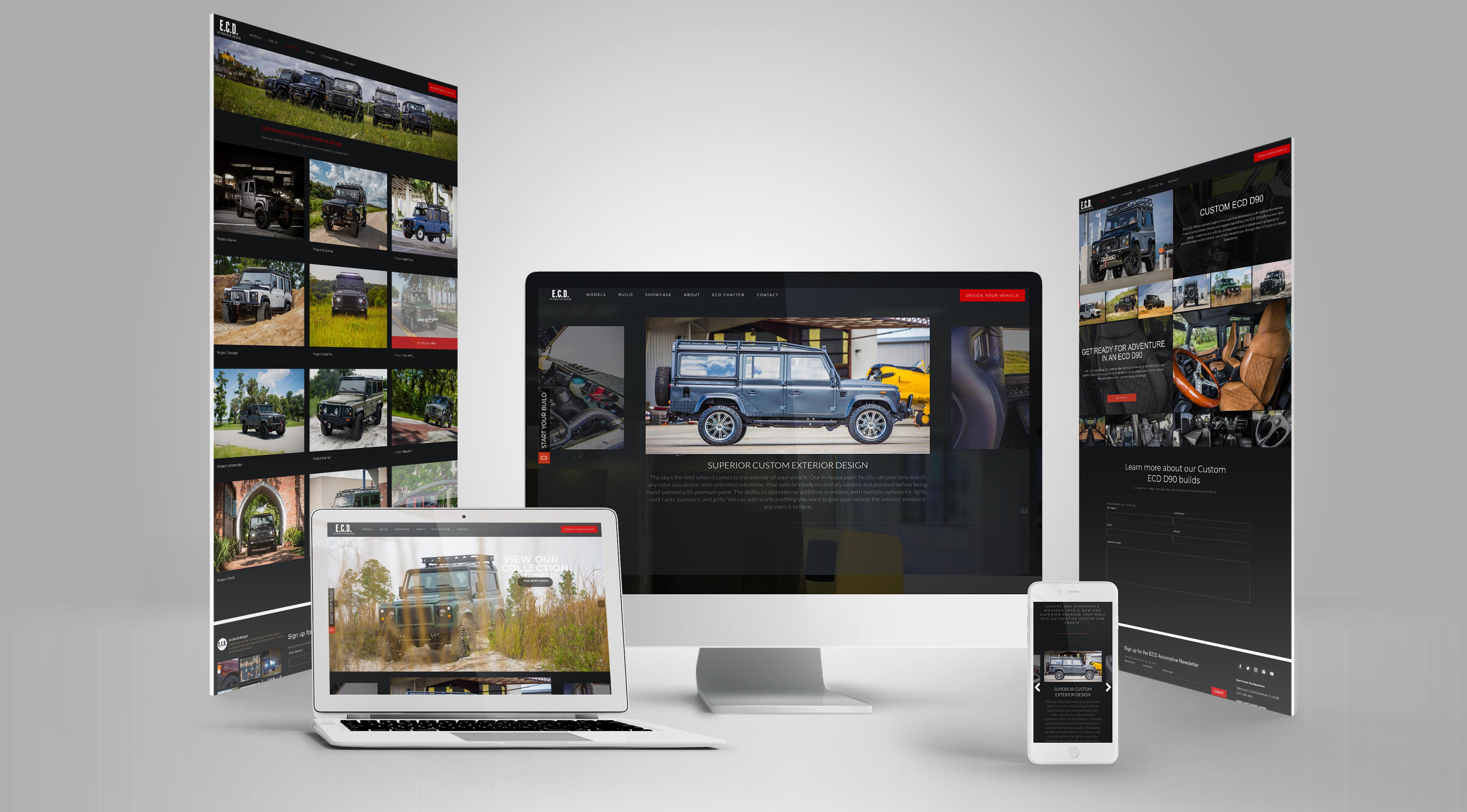 Orlando Web Design
